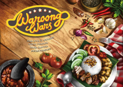 Waroong Wars: Second Edition