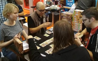 Tabletoys Goes To Essen 2018