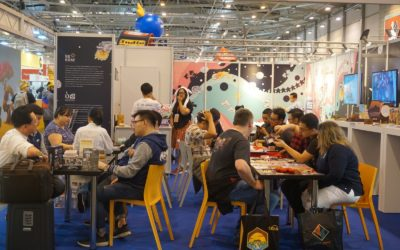 Representing Indonesia's Boardgames with Bekraf at Essen Spiel 2019