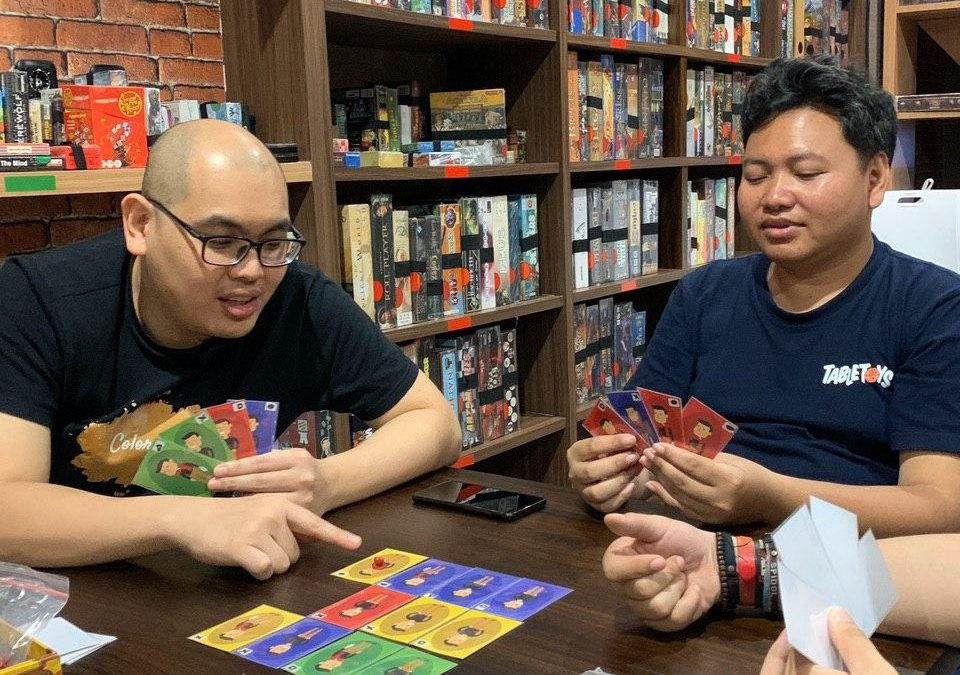 Calling All Aspiring Boardgame Designers!